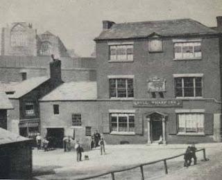 Bull and Wharf Church Wharf Bolton