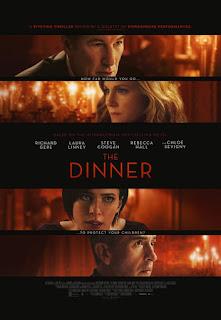 The Dinner - Poster & Trailer