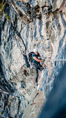 Seetalwanderung und Klettersteig Hochjoch  Silvretta Montafon 10