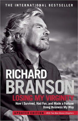 "Featured in the article: ""12 Best Leadership Books You Must Read"". Losing my Virginity By Richard Branson"