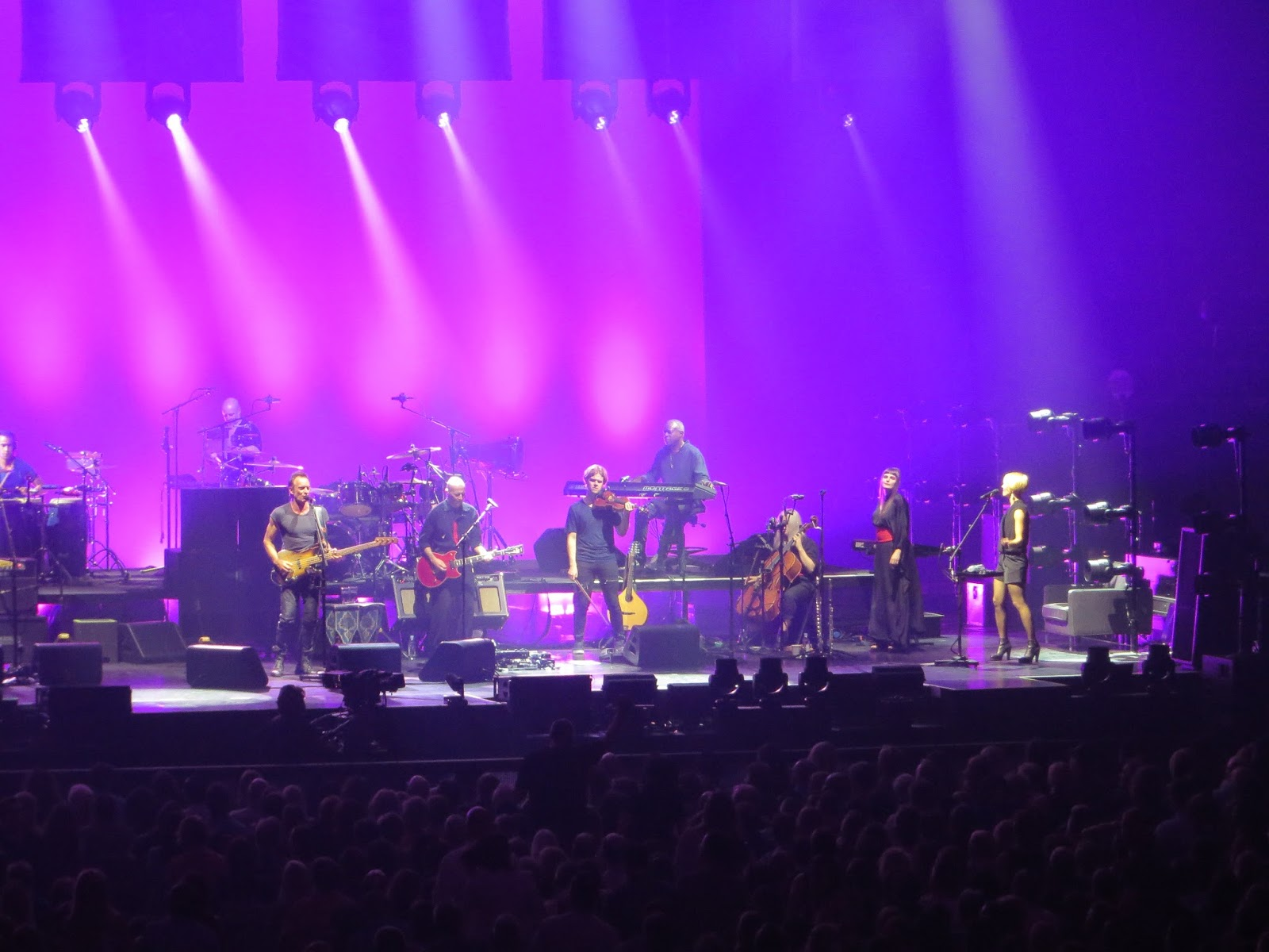 Indie Obsessive: Sting and Peter Gabriel on Tour – A Concert Review