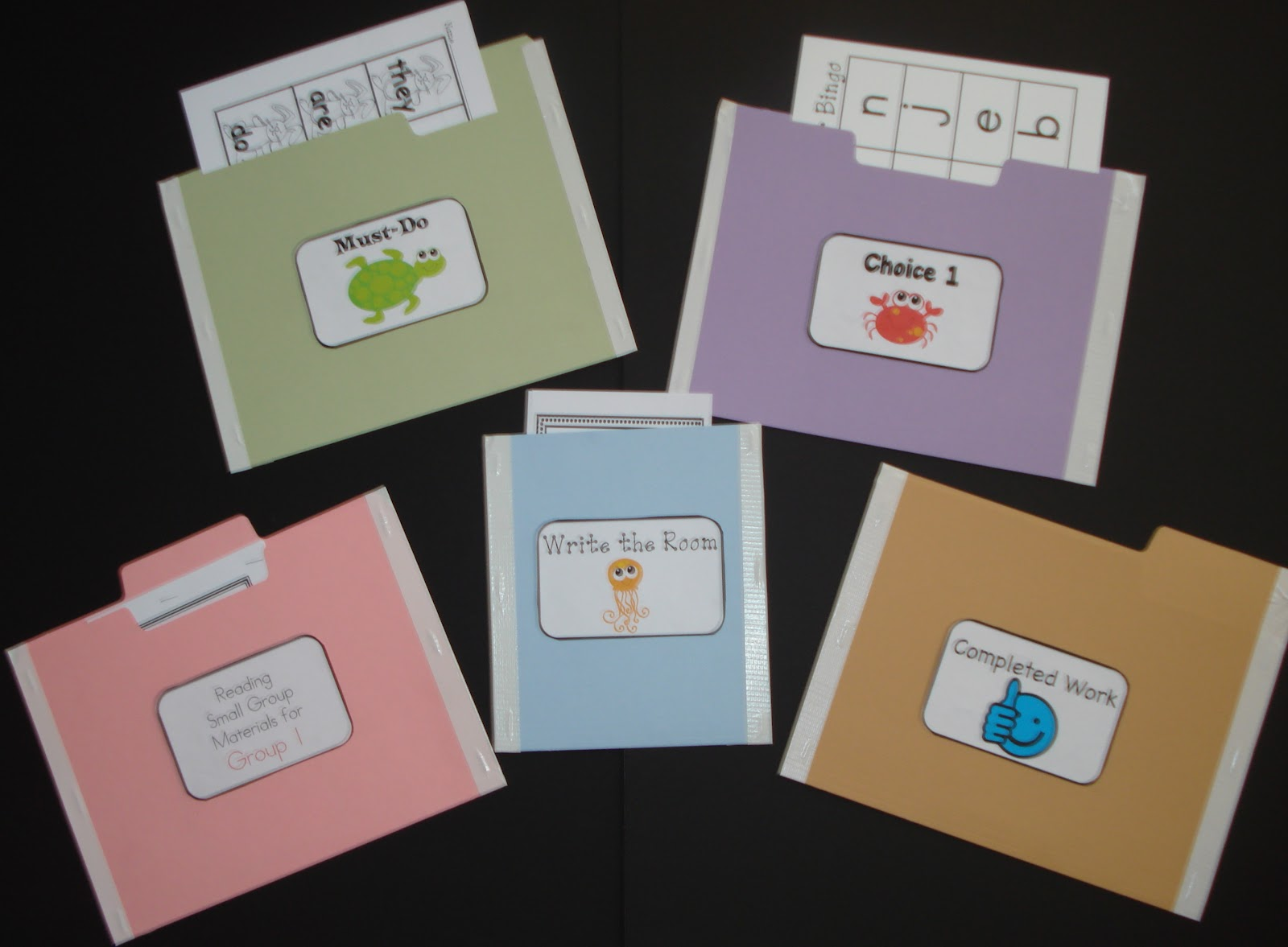 Kindertrips Paper Pouches