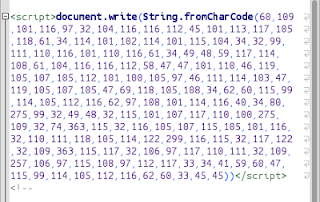 String.fromCharCode