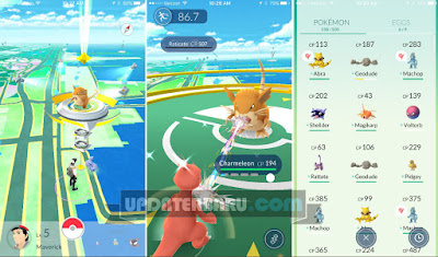Update Pokemon GO Apk V0.29.3