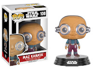 Funko Pop! Maz Kanata