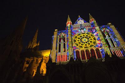 Chartres en Lumieres