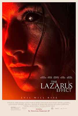 The Lazarus Effect una película dirigida por David Gelb