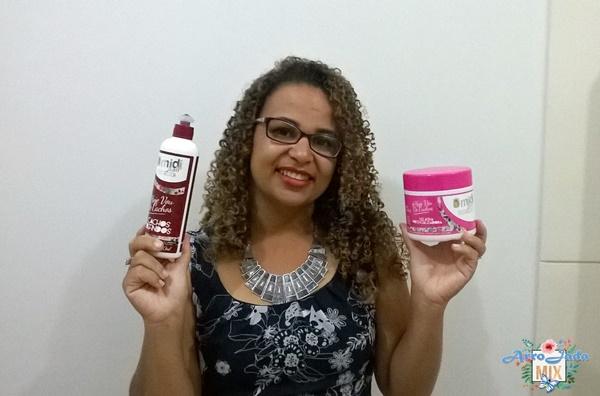 Resenha Gelatina Potencializadora Umidi Hair