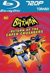 Batman: El regreso del enmascarado (2016) BDRip m720p / BRRip 720p