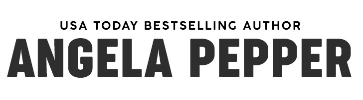 Angela Pepper - USA Today Bestselling Author