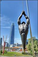 Santiago, Chile, Chili, Parque de las Esculturas, Recurso humano, Fernanda Cerda
