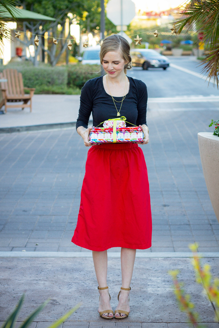 three cute ideas for holiday party wear