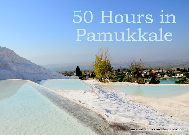 two days in Pamukkale