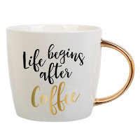 Where to Buy Funny Mugs in Sydney Australia - Life Begins After Coffee