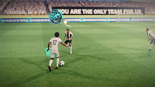 تحميل لعبة كرة القدم للاندرويد,Football revolution 2018