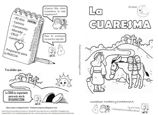 La Catequesis (El blog de Sandra): Explicación Sencilla