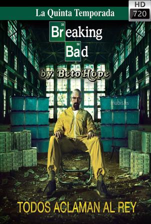 Breaking Bad Temporada 5 [2012 – 2013] [720p] [Latino-Ingles] [Google Drive] GloboTV