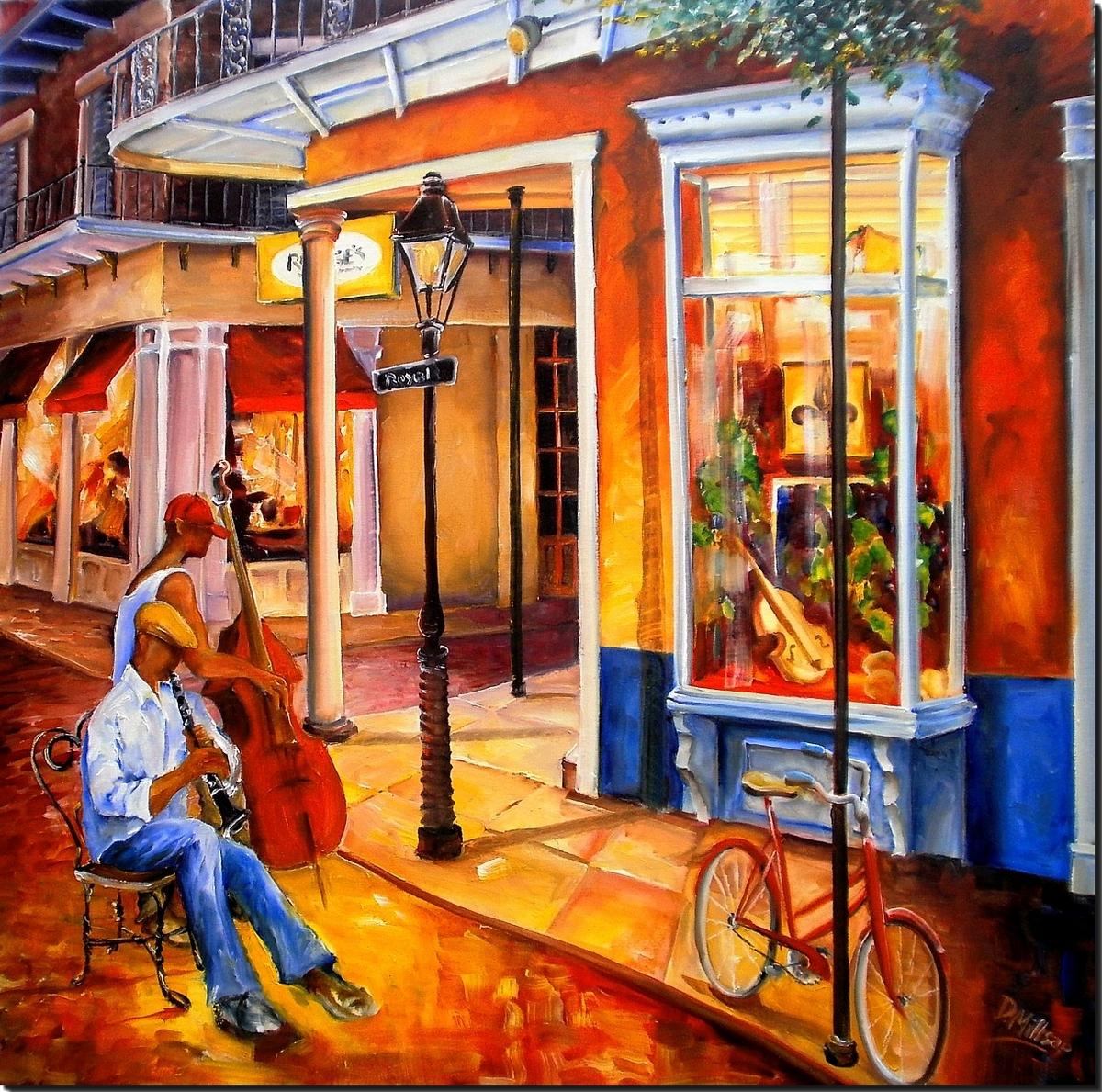 Cityscape Painter