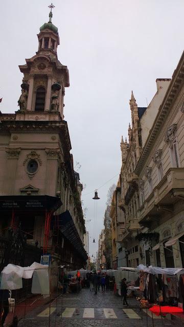 Calle Defensa, Buenos Aires