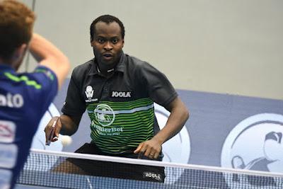 2018 ITTF Nigeria Open: Quadri, Toriola, Oshonaike Advance