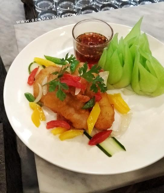 Ayam Saus Bangkok Kapolagha Resto