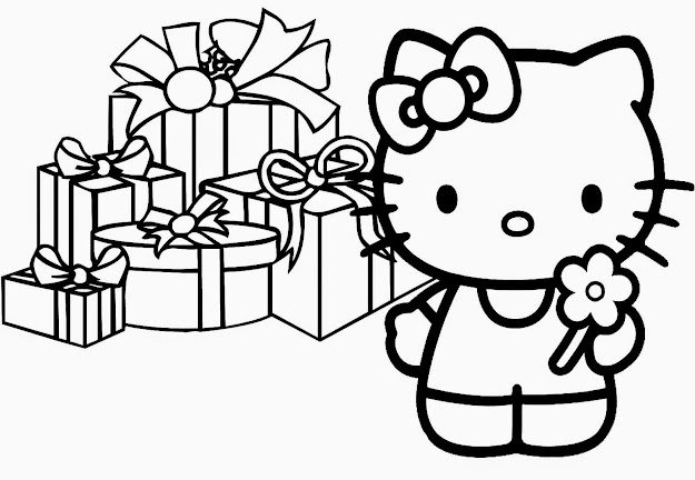 Hello Kitty Birthday Coloring Pages Within Pokemon Happy Birthday Coloring  Pages