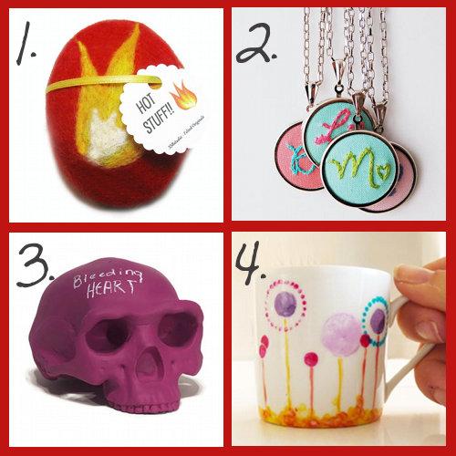 Handmade Valentine's Day Gift Guide - Lovely Homemade Gift ...