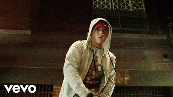 Guy Decided To Photoshop 14 Pictures Of Eminem And Nailed It