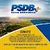 Barreiras: PSDB realizará encontro comemorativo no dia 03 e convenção no dia 04