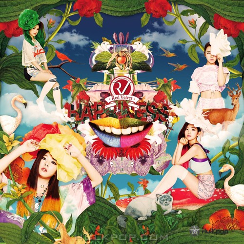 Red Velvet – The 1st Single `Happiness` (FLAC)