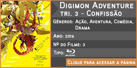 Digimon Adventure tri. 3 - Confissão