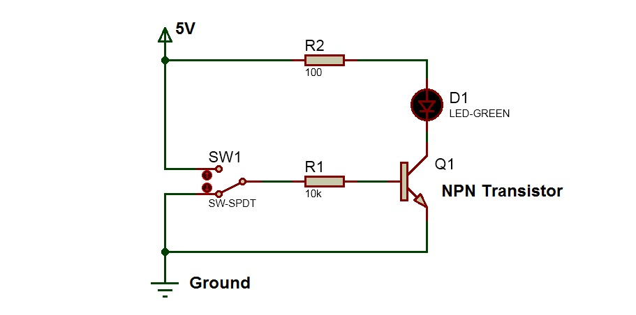 How to Test NPN & PNP Transistor - Leets academy