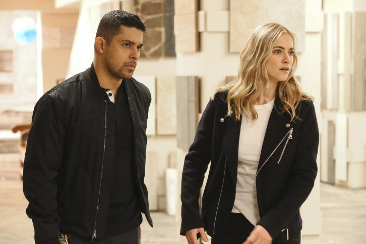 NCIS - Episode 14.19 - The Wall - Promotional Photos & Press Release