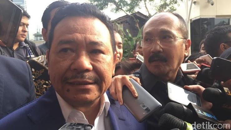 Tambah Kekuatan, Novanto Gandeng Otto Hasibuan Jadi Pengacaranya