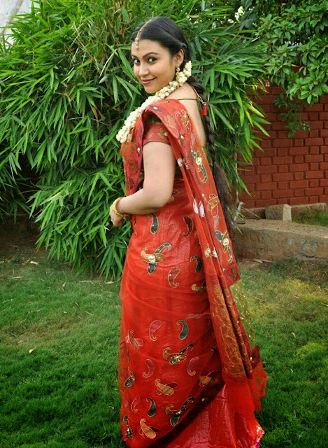 Varsha Pandey Latest Stills in Half Saree