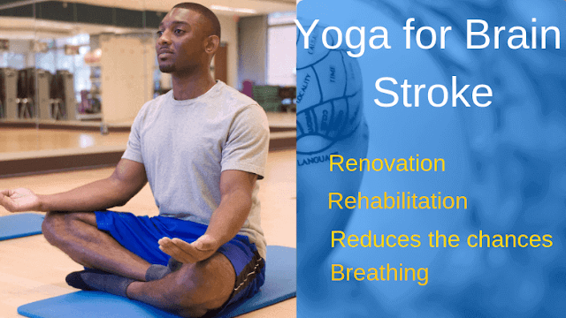 What Are the Procedures to Do Yoga for Brain Stroke?