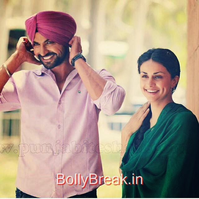 two favs in 1 picture 😘 kartar chee ma , gul panag , sikander ,, Hot Pics of Gul Panag From Real Life