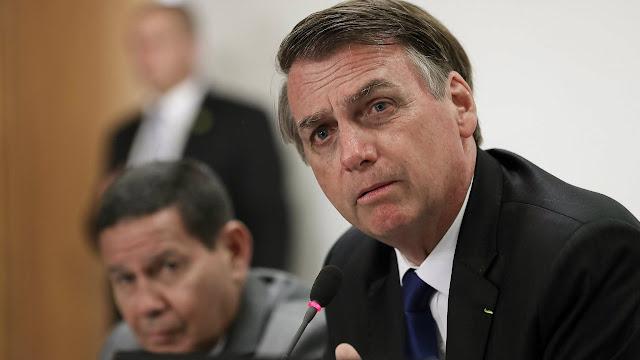 Bolsonaro sobre decreto de armas
