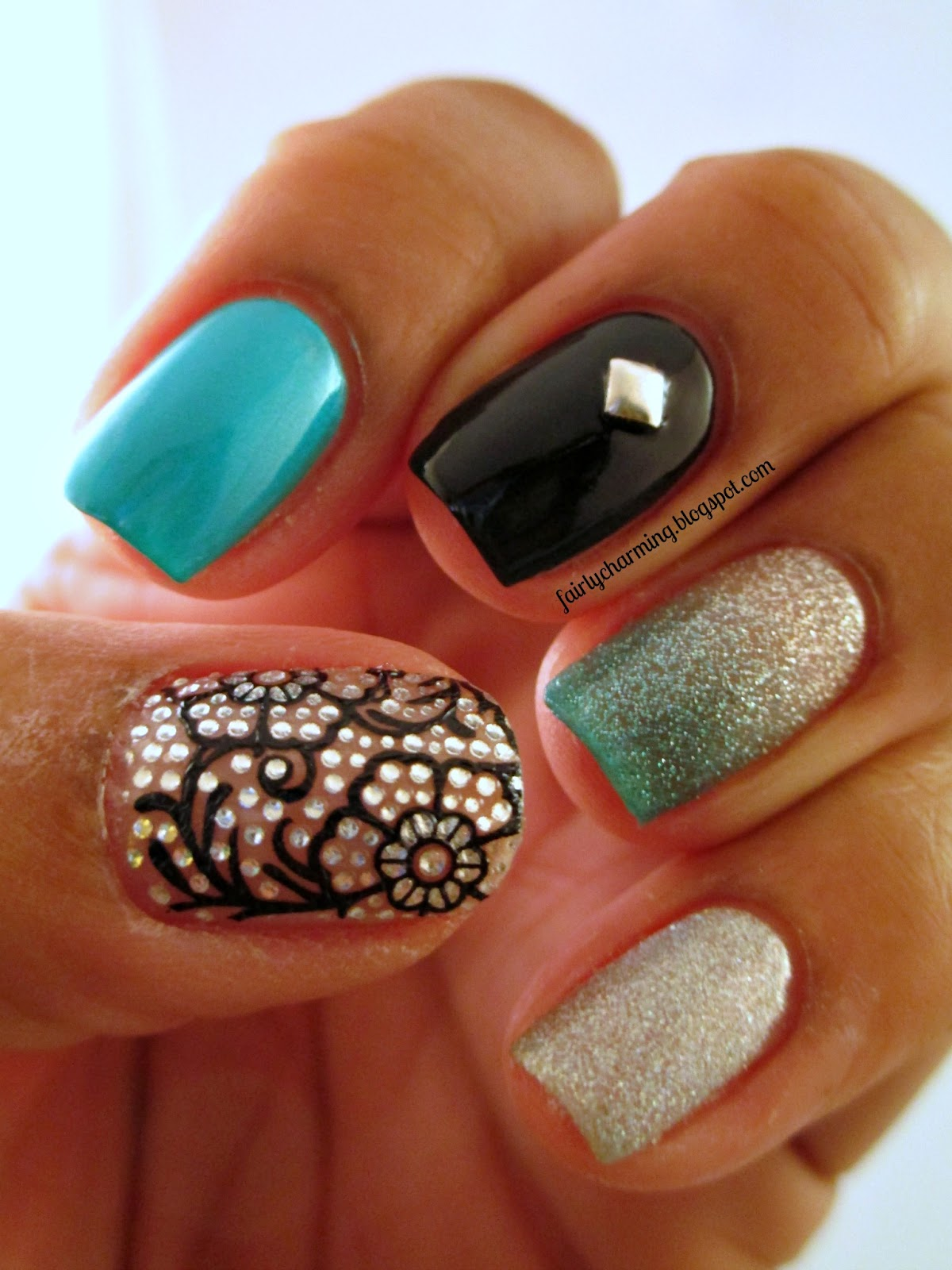All Nail Trends: Fairly Charming: Not All Nail Stickers Are Created Equal