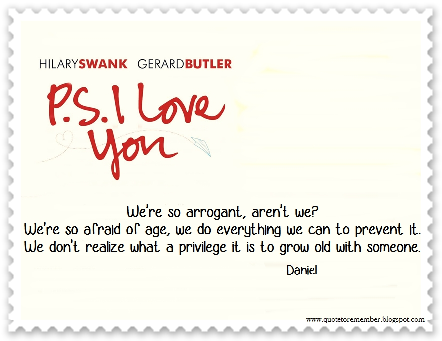 Ps I Love You Quotes Mom : Mom: Ive stood by and not said anything about all this, but now I ...
