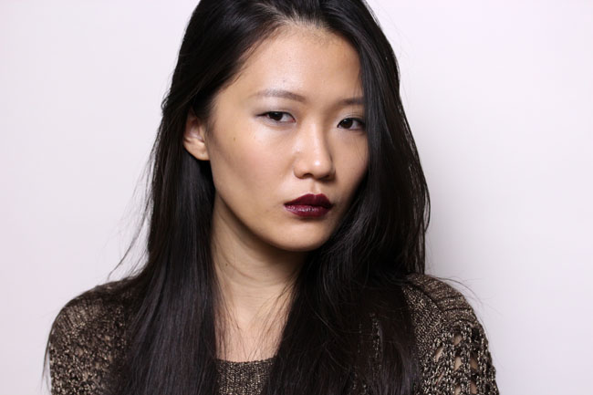 Proof that Black Cherry looks good on EVERYONE : MakeupAddiction