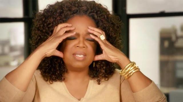 Oprah Winfrey loses $24 million in one day