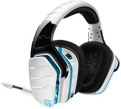 Logitech G933 blancos