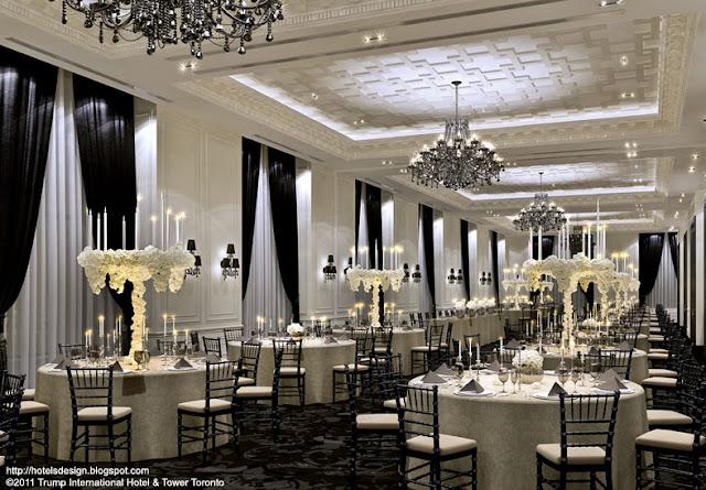 les plus beaux hotels design du monde trump international