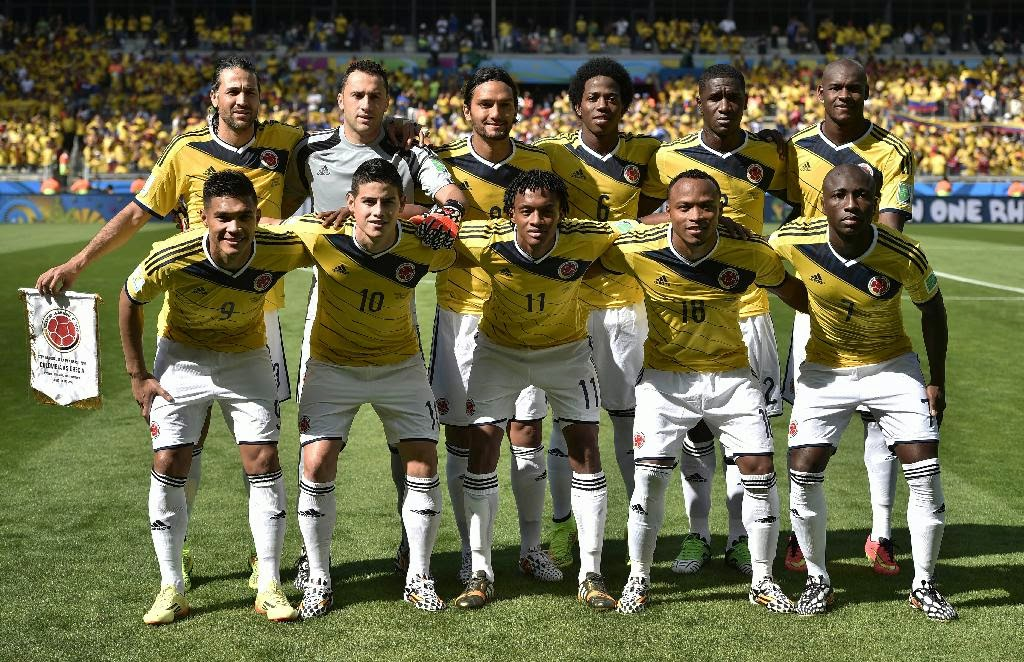 061c53d226a Soccer, football or whatever: Colombia Greatest All-time 23 member team