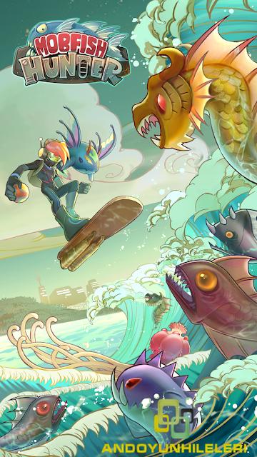 Mobfish Hunter v3.8.3 Elmas Ve Para Hileli