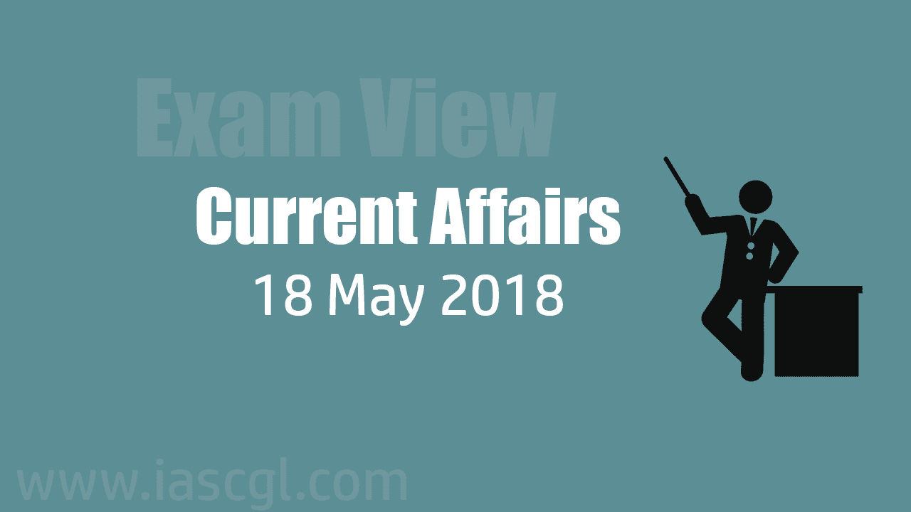Current Affair 18 May 2018