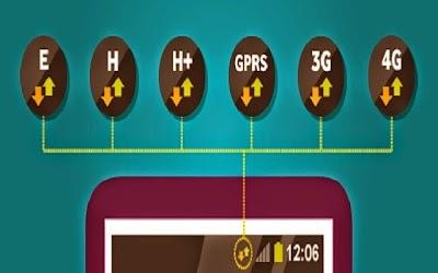 تعرف على ماهو معنى اختصارات الأتصال بالشبكة E, H, G, H+, 3G ولماذا تظهر وتتغير باستمرار