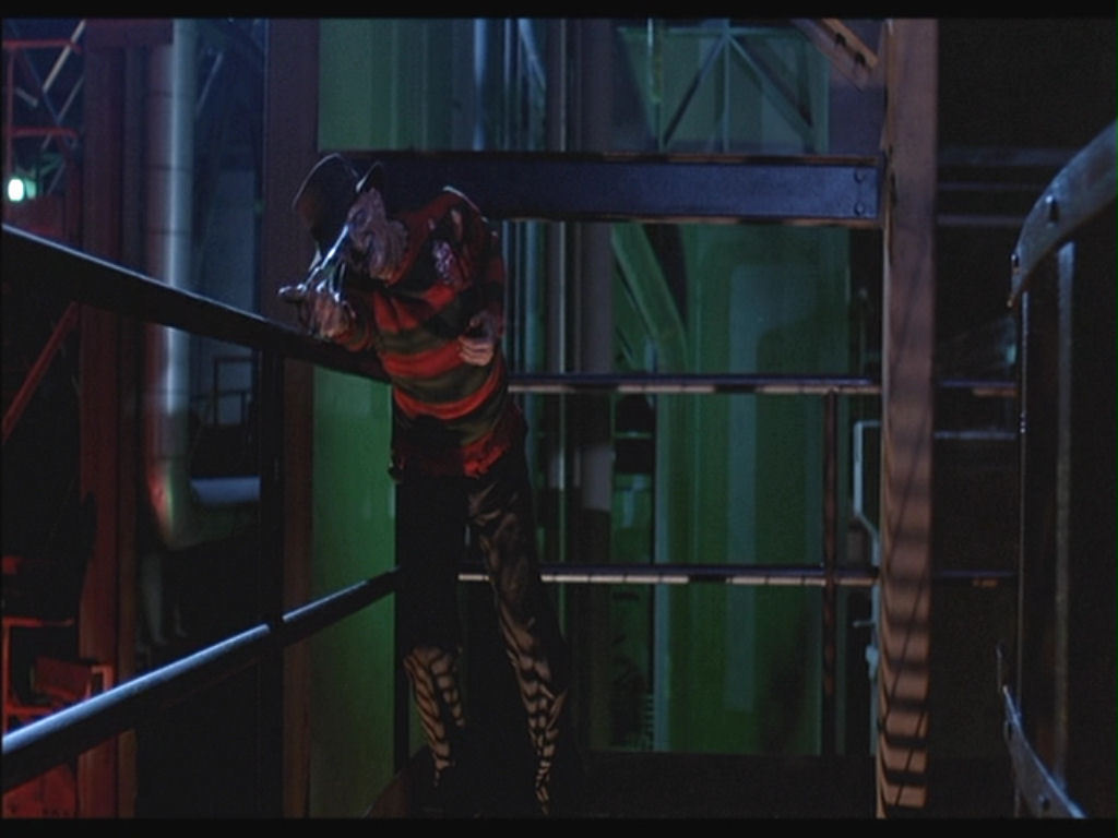A Horror Diary: Review: A Nightmare on Elm Street 2 ...