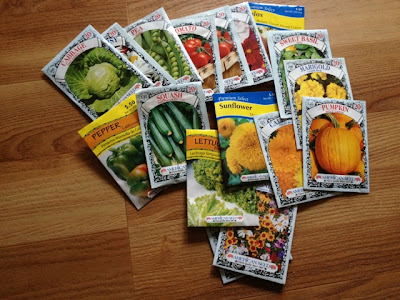 Expired seeds